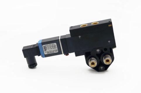J+J Actuadores Pneumáticos Electroválvulas 5470 Eexia lateral