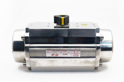 J+J Pneumatic Actuators Pneumatic Actuators Lateral I Actuators