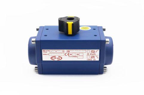 J+J Pneumatic Actuators Pneumatic Actuators Side TTF Actuators