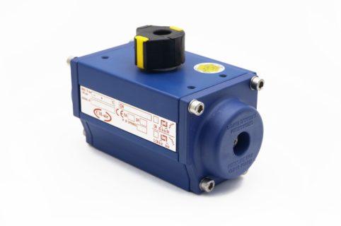 J+J Pneumatic Actuators Pneumatic Actuators Rear TTF Actuators
