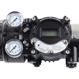 J+J Actuadores Pneumáticos Posicionadores YT-2600R frontal