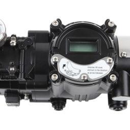 Actionneurs de positionnement pneumatiques J+J Positionneurs frontaux YT-3400
