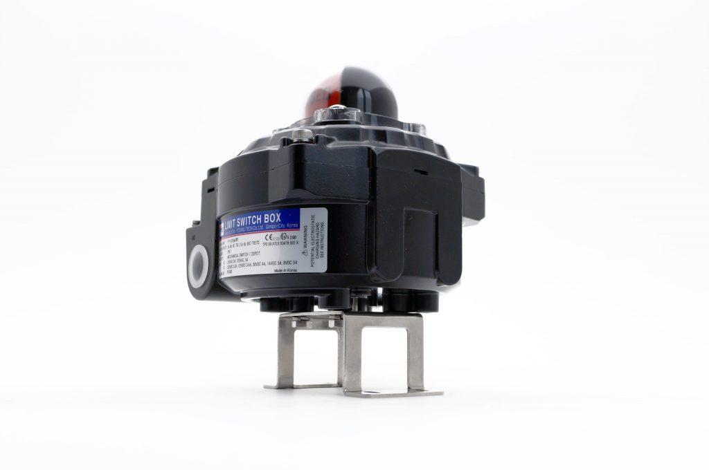 J+J Pneumatic Actuators Signal Boxes Limit Switches YT-870 Front End