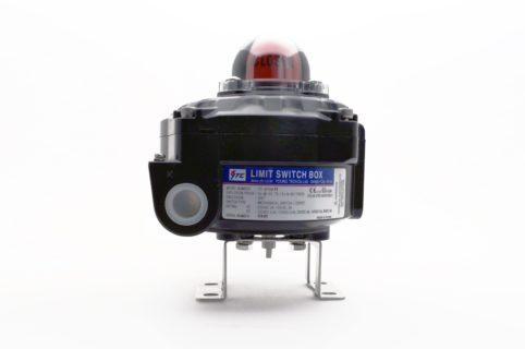 J+J Actuadores Pneumáticos Cajas de señalización finales de carrera YT-870 posterior