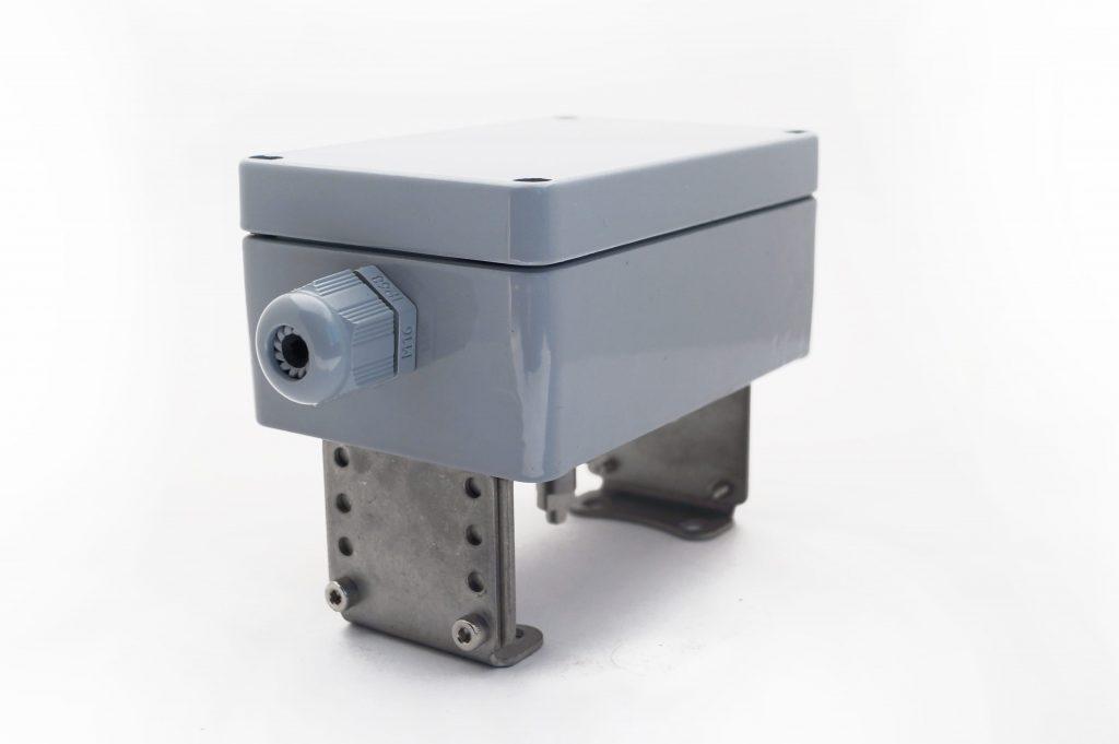 J+J Pneumatic Actuators Pneumatic Actuators Signal Boxes Limit Switches Series CA Front End