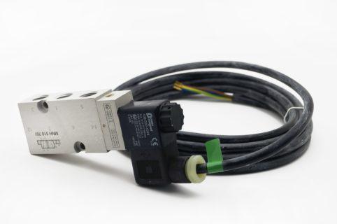 J+J Actuadores Pneumáticos Electroválvulas Atex Eexm posterior
