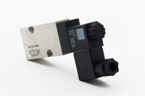 Actionneurs pneumatiques J+J Electrovannes Standard 3/2V avant