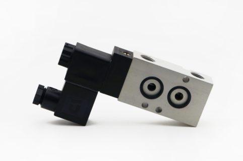 Actionneurs pneumatiques J+J Electrovannes standard 3/2V latérales