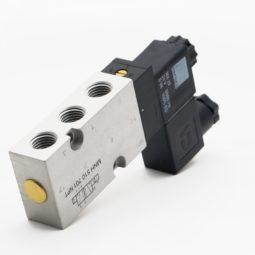J+J Pneumatic Actuators Standard Solenoid Valves Standard 5/2v front