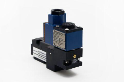 J+J Pneumatic Actuators Solenoid Valves EexdIICT6 rear