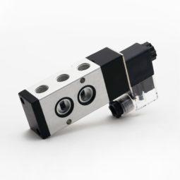 J+J Pneumatic Actuators Solenoid Valves JJ08 front