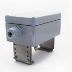 """J+J Pneumatic Actuators Limit Switches Signal Boxes Series CA """"blind"""" front"""