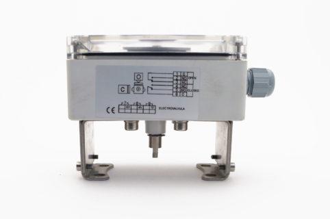 "J+J Pneumatic Actuators Pneumatic Actuators Signal Boxes Limit Switches Series CP ""standard"" lateral"