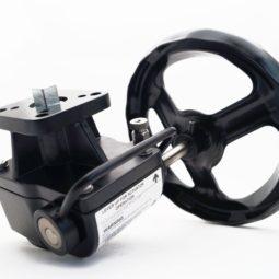 J+J Pneumatic Actuators Front Disengageable Gear Unit RMD254