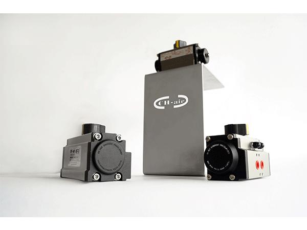 J+J BCN Catálogos de Actuadores neumáticos
